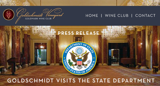 State Department Dinner in Washington DC